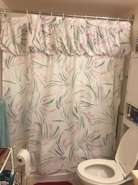 Shower curtain Cobourg, K9A 3L9
