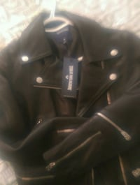 True Religion Girls leather in small (tags on) Burnaby, V5H 4G3