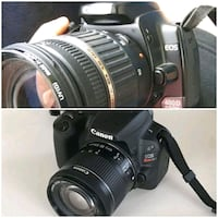 2 Canon Dslr Camera One is Brand New and One old.