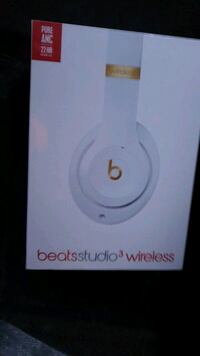 Beats Studio3 Wireless Noise Cancelling WHITE BRAND NEW SEALED Toronto, M1P 4P5