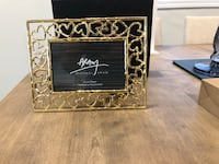 Michael Adam Gold Heart Frame Aurora, L4G