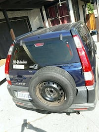 Honda - CR-V - 2005 Hayward, 94544
