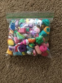 72 Shopkins in new condition  Richmond, 23222