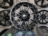 """4 NEW 18"""" Offroad Rims (finance for only $39 down! Whittier"""