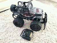 AS IS: *please read full ad* Radio control vehicle