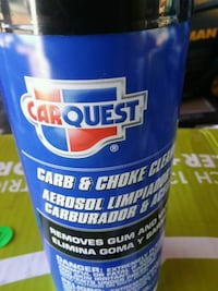 Carquest carb and choke cleaner Salem, 36874