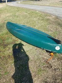 blue and green kayak boat Brandywine, 20613