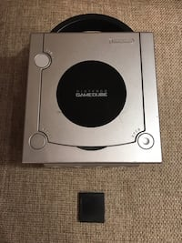 Gamecube Silver - With Extra New York