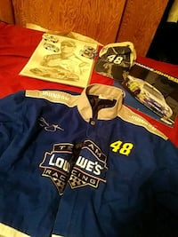 Jimmy Johnson collection