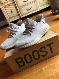 1b3ea12a0dd3e Used Adidas Yeezy Boost 350 Sesame Mens size 9 for sale in North ...