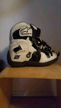 Alpinestar on/off road 3/4 boots size 11