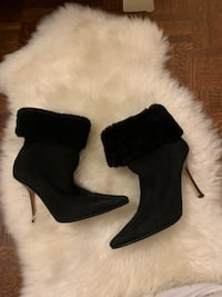 Jimmy Choo black boots Vaughan, L4H 1N4