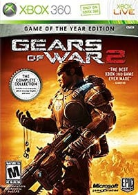 Gears of War 2 XBOX 360 Centreville