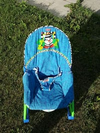 vibrating bouncy chair Calgary, T3B 2R7