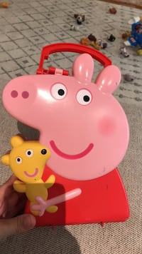 Peppa Pig carrying case Toronto, M9A 2A5