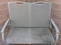 Swinging Patio Bench Las Vegas, 89147