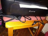 Canon printer used once new