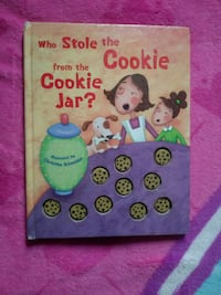 Who stole the cookie from the cookie jar Rancho Cucamonga, 91730