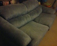 Very soft couch nice condition normal use.