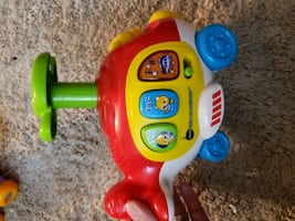 Vtech helicopter