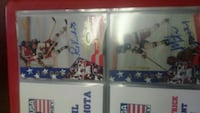 1980  miracle on ice us hockey team. 150 for set