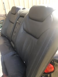 03 Acura TL Rear Seats (Leather) Metairie, 70003