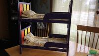 Antique wooden baby doll bunk beds Grand Rapids, 49505