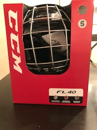 CCM FL 40 S hockey helmet- New Redondo Beach, 90278