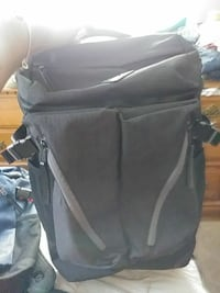 black and gray backpack Warner Robins, 31093