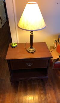 Nightstand with Lamp New Orleans, 70119