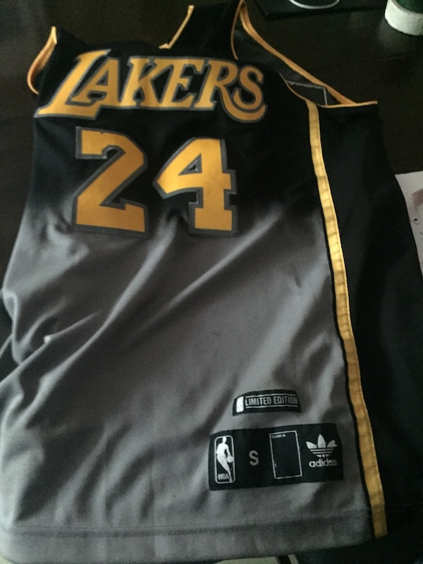 new product 2fab7 e205a Limited edition Kobe Bryant jersey