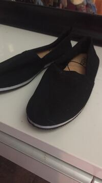 Black slip on shoe Sudbury, P3B 3J7