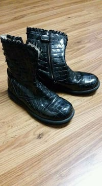 """Girl""""s leather Boots Norcross, 30093"""