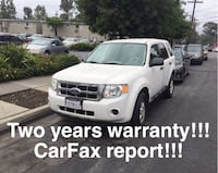 Ford - Escape - 2012 Downey