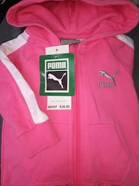 Puma Baby Girls Wear Essex, 21221