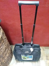 Protege 17 inch Rolling Business Tote San Leandro
