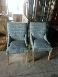 pair of accent chairs  Brampton, L6X 0H7