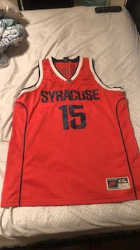 Carmelo Anthony Syracuse Jersey College Park, 20740