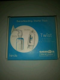 KIINDE TWIST BREAST FEEDING STARTER KIT