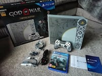 PS4 Pro 1TB God of War bundle Limited Edition  Athina, 106 78