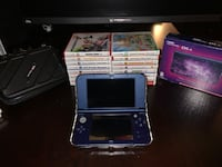 Nintendo 3DS with games And accessories
