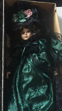 Victorian Collector's Doll Vaughan, L6A 2S4