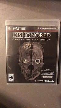 PS3 Dishonored Lafayette, 70507
