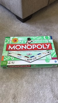 Monopoly board game with box Germantown, 20874