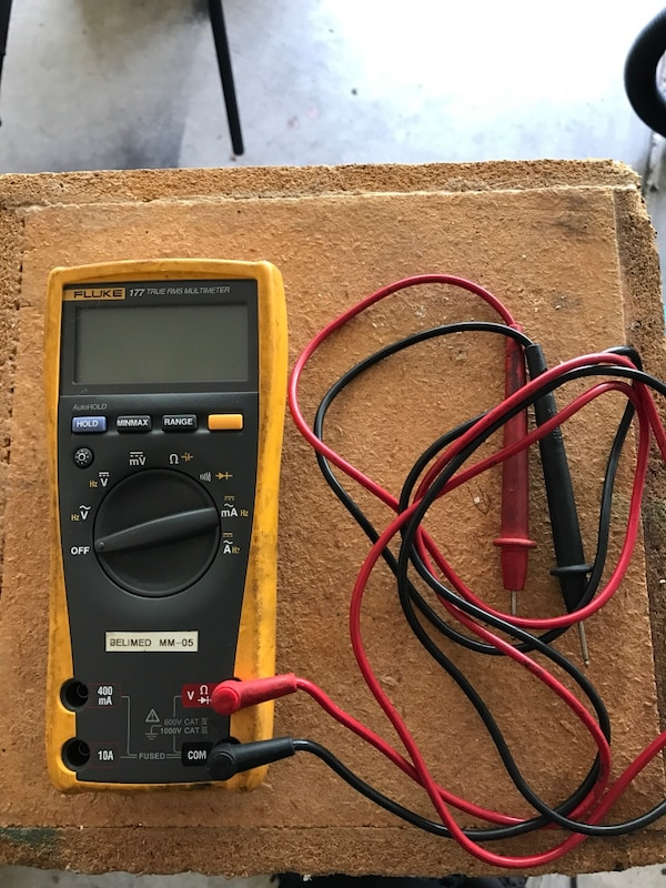 Used Fluke 177 digital multimeter for sale in Lexington - letgo