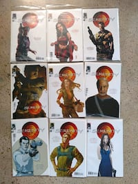 Serenity collectible comic books  San Diego, 92101