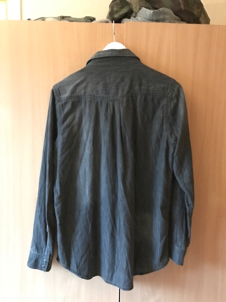 Lee denim skjorte s/m - Nittedal
