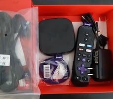 Roku 3 Streaming Media Player Complete kit
