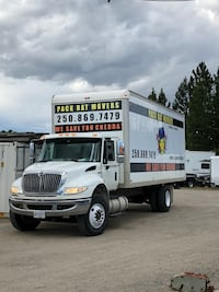 local and long distance moving Central Okanagan