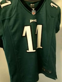 green and white NFL NFL jersey Washington, 20005